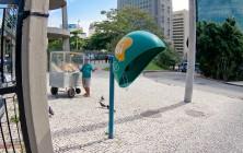 Продавец попкорна, Рио-де-Жанейро