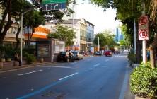 Вторая линия Копакабана, Рио-де-Жанейро