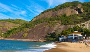 Красный пляж (Praia Vermelha), Рио-де-Жанейро