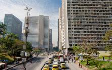 Бизнес квартал Рио-де-Жанейро