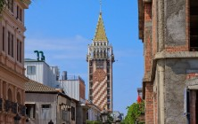 Башня отеля на Площади Венеции, Батуми, Грузия | Vladimir Fil'varkiv