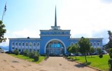 Здание Морского вокзал, Батуми, Грузия | Vladimir Fil'varkiv