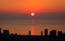 Закат над Батуми, Грузия | Vladimir Fil'varkiv