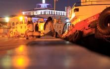 Морской порт, Батуми, Грузия | Vladimir Fil'varkiv
