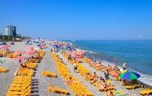 Пляж, Батуми, Грузия | Vladimir Fil'varkiv