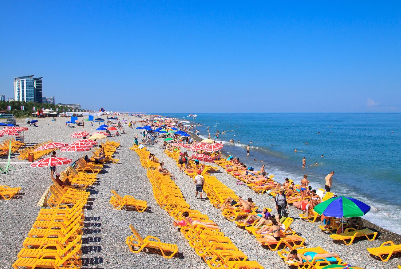 Грузия батуми фото пляжей