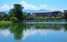 Озеро Нуригель, Парк 6 мая, Батуми, Грузия | Vladimir Fil'varkiv