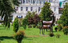 Парк на Площади Европы, Батуми, Грузия | Vladimir Fil'varkiv