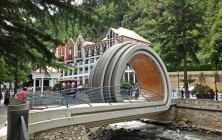 Мост бубликом, Боржоми, Грузия | Vladimir Fil'varkiv