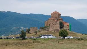 Монастырь Джвари, Мцхета, Грузия | Vladimir Fil'varkiv