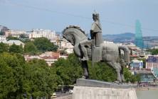 Памятник Вахтангу Горгасали, Тбилиси, Грузия | Vladimir Fil'varkiv