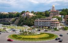Площадь Европы, Тбилиси, Грузия | Vladimir Fil'varkiv
