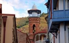 Минарет Мечети в Старом городе, Тбилиси, Грузия | Vladimir Fil'varkiv