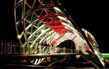 Мост Мира, Тбилиси, Грузия | Vladimir Fil'varkiv