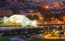 Парк Рике и Мост Мира, Тбилиси, Грузия | Vladimir Fil'varkiv