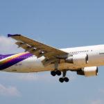 Thai Airways возобновляет рейсы