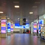 Третий день работы аэропорта Жуковский или Как мне подарили 100 рублей на проезд
