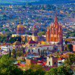 В Мексику по шенгенской или американской визе
