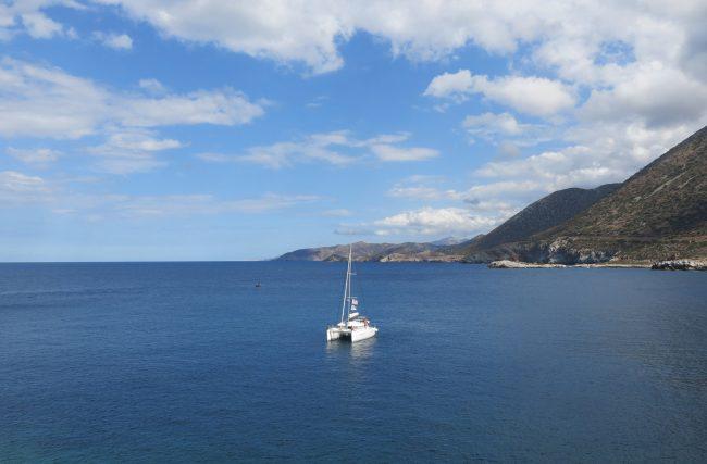 Море в Бали, Крит, Греция | Елена Гежа