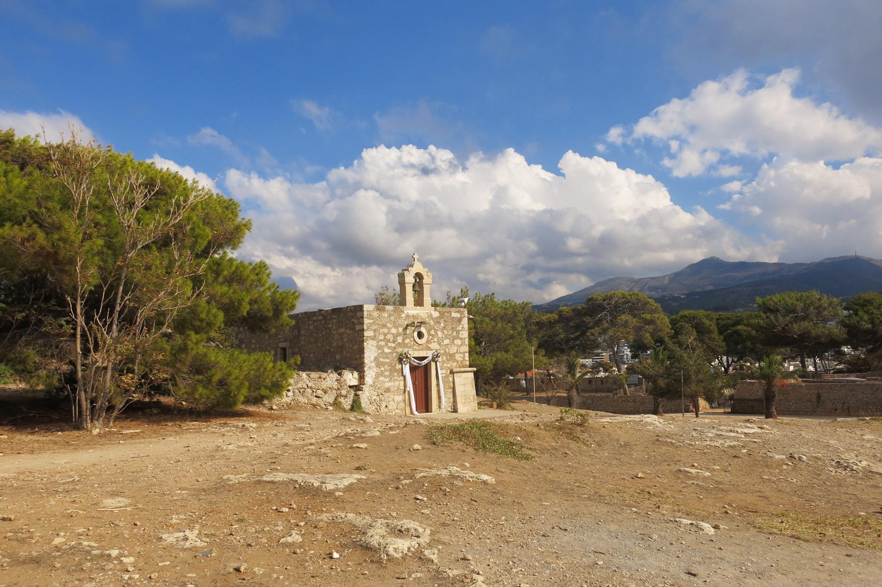 Крепость Ретимно. Бали, Крит, Греция | Елена Гежа