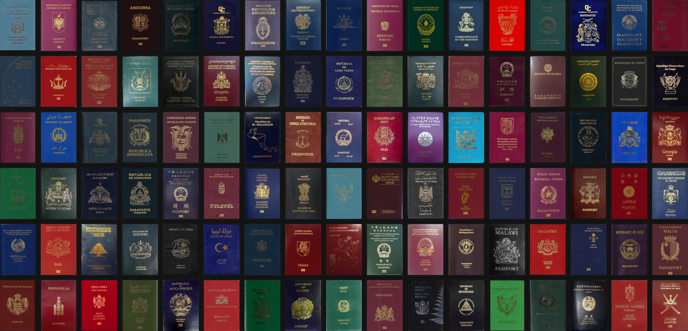 passport index 2016