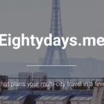 Сервис для планирования составного маршрута путешествия