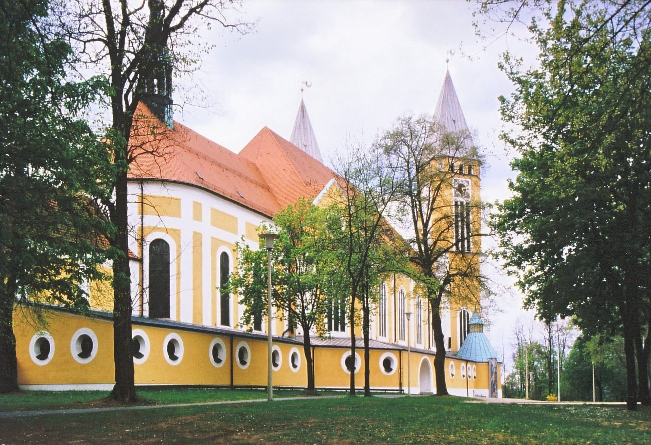 Церковь Kreuzberg