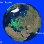 Онлайн радио в любой точке мира на одной карте