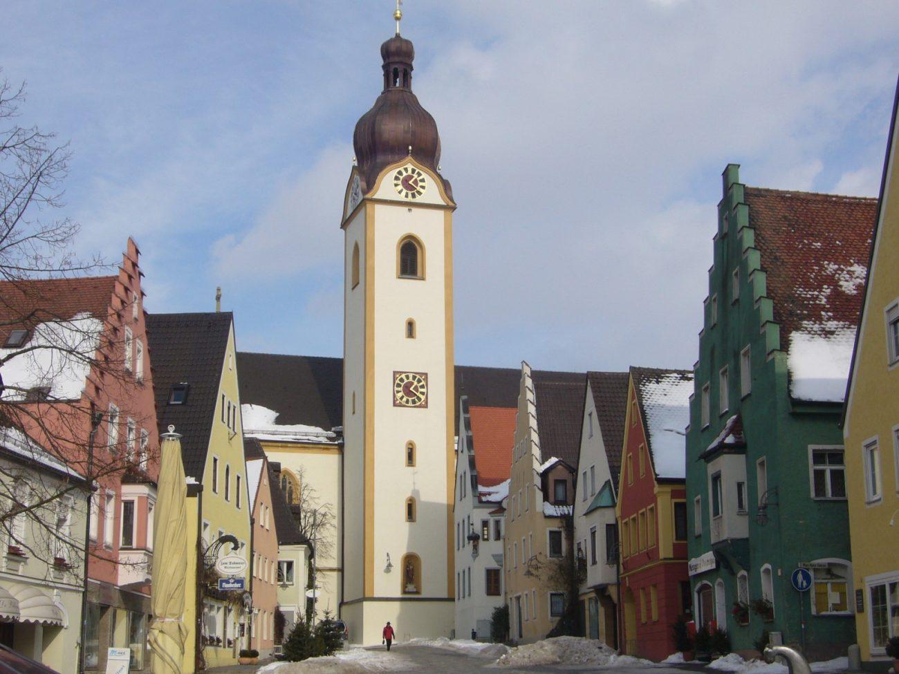 Зимний центр Швандорфа, kirchbau.de