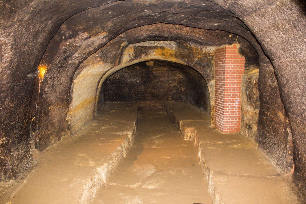 Пещера-лабиринт, wikipedia.de