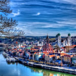 Пассау — баварский город-сказка