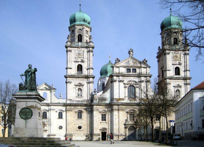 Кафедральный собор святого Стефана Пассау