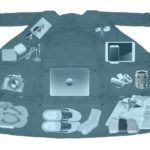 Airport Jacket — плащ вместо чемодана, из Австралии